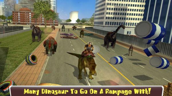 恐龙城市毁灭游戏截图