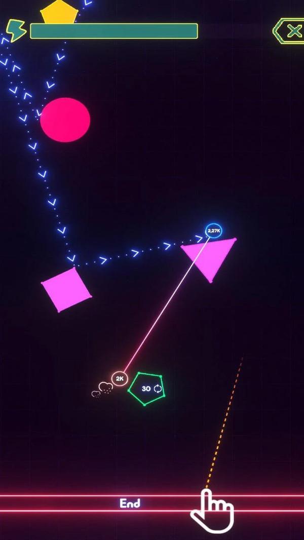 星形链接游戏截图