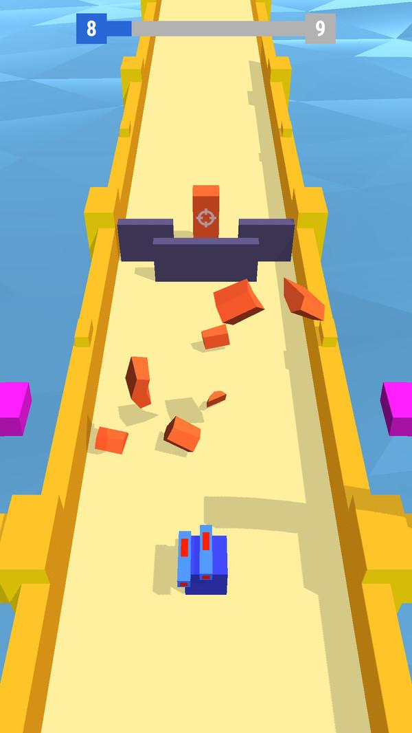弹射碰撞游戏截图