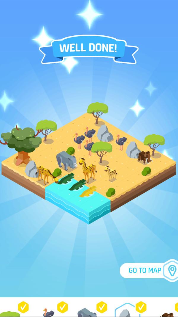 彩色岛屿游戏截图