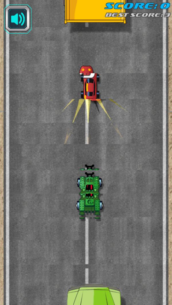 轰隆赛车游戏截图