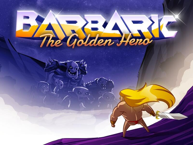 野蛮人超级行动英雄游戏截图