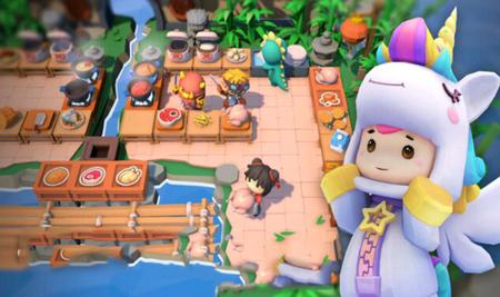 厨房战斗游戏截图