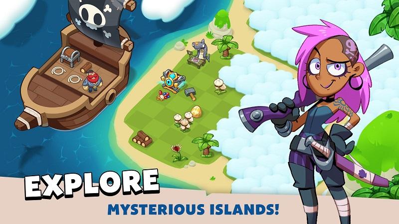 海盗进化破解版游戏截图