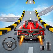 汽车特技3D图标