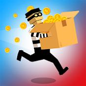 闲置抢劫图标