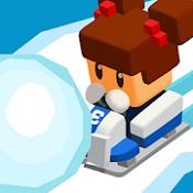 冰冻卡丁车:滚雪球破解版图标