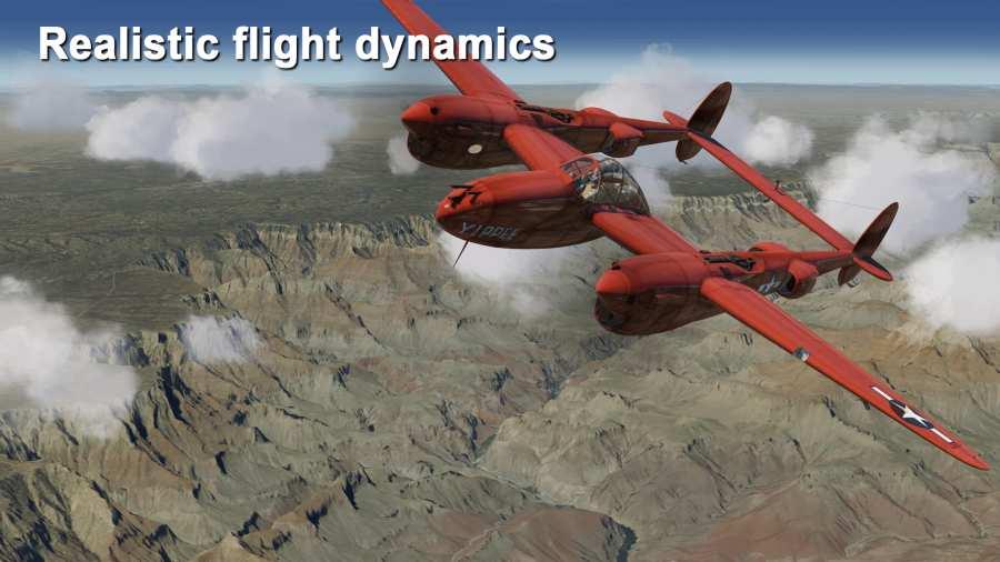 航空模拟器2020破解版游戏截图