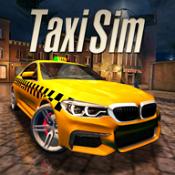 出租车模拟2020图标