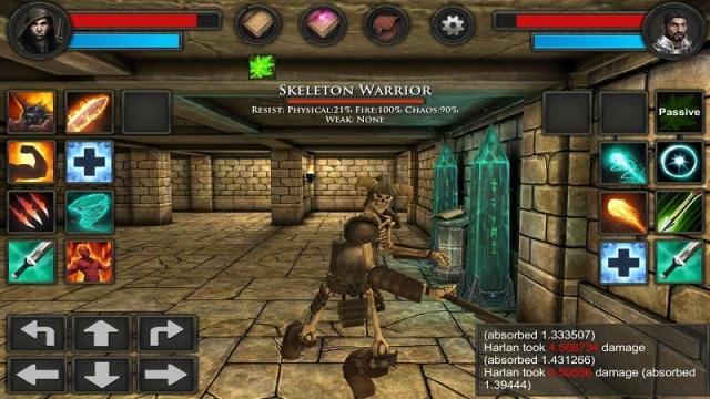月影:地牢爬行者RPG宣传图片