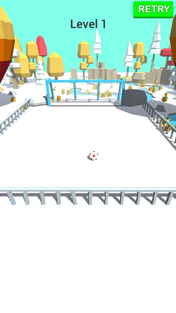 射門足球游戲截圖