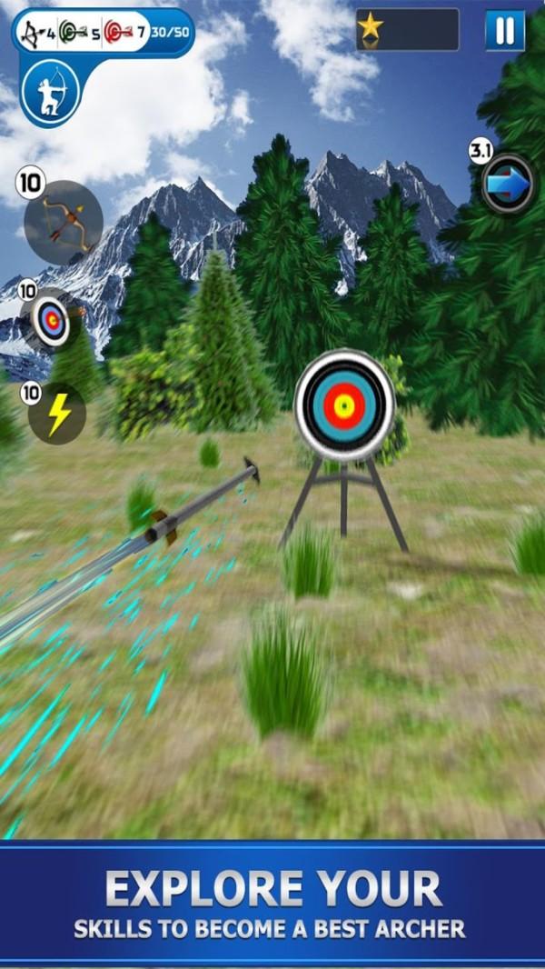 射箭射擊破解版游戲截圖