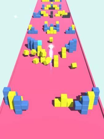 前進的石頭3D游戲截圖
