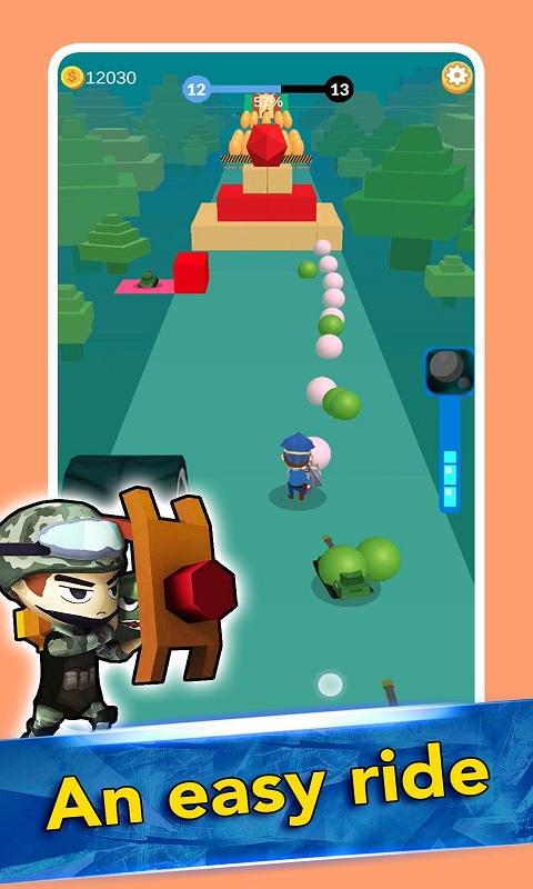 3D炮战破解版游戏截图