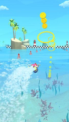 水上噴氣背包游戲截圖