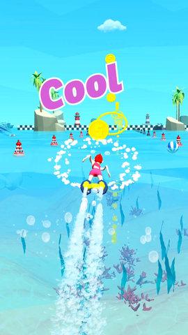 水上噴氣背包破解版游戲截圖