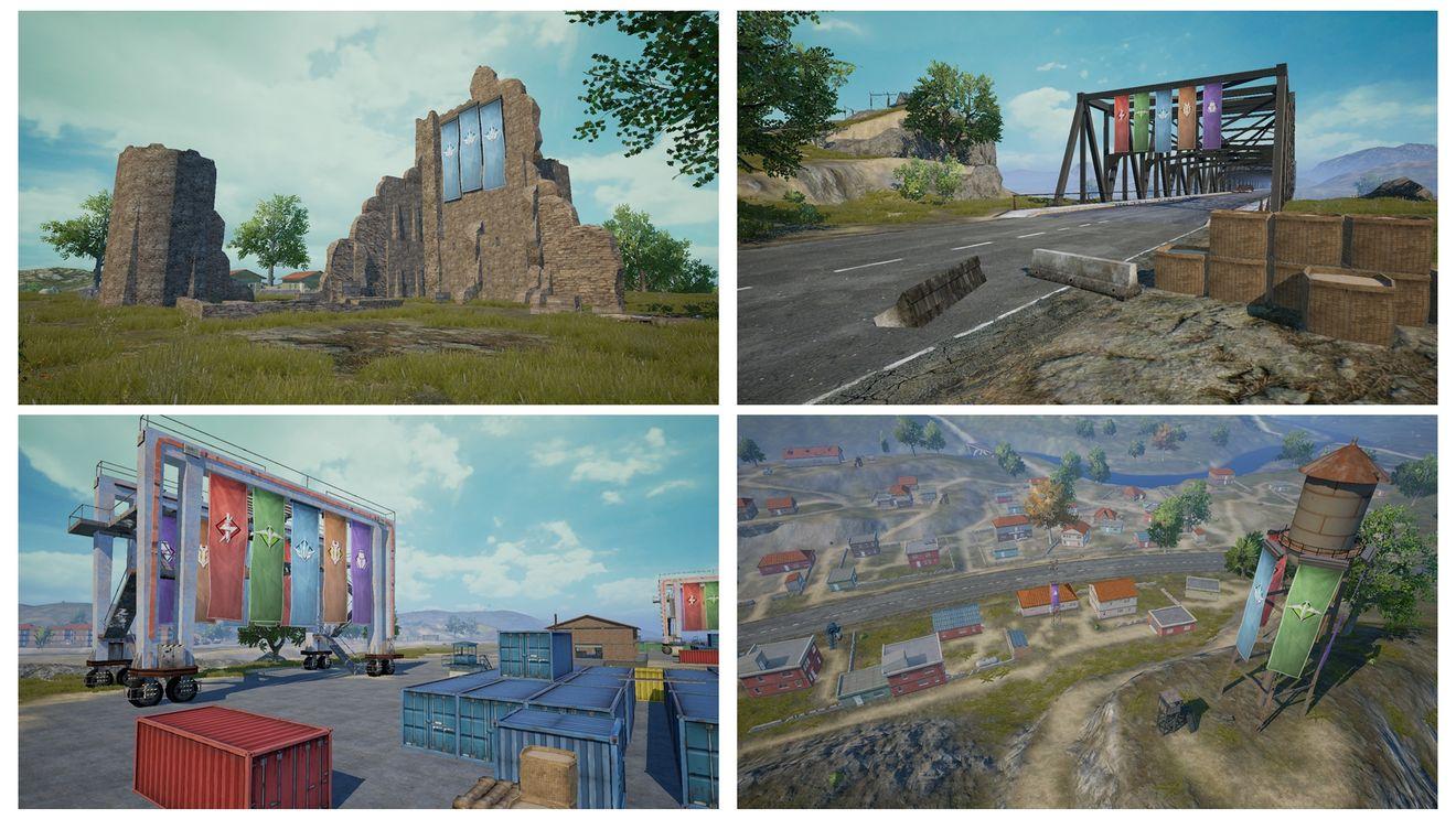 《和平精英》创意工坊特种作战新玩法介绍|机动兵空降海岛!轻盈若羽,穿梭城区易如反