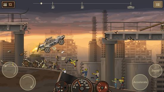 战车撞僵尸2游戏截图