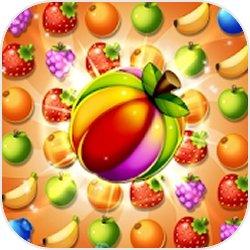 甜蜜水果炸弹图标
