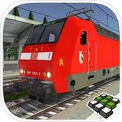 欧元火车模拟器2图标