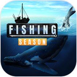 钓鱼的季节图标