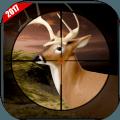 鹿猎人3D2017图标
