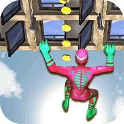 蜘蛛英雄攀岩3D图标