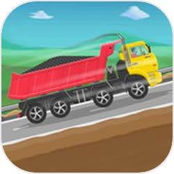 真实卡车运输模拟图标