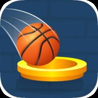 篮球无底洞图标