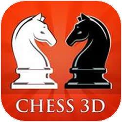 真实国际象棋3D图标