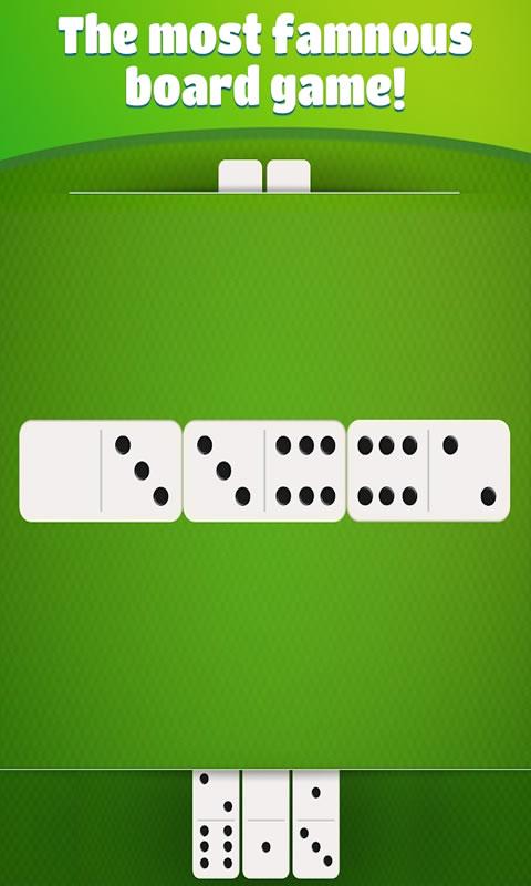 多米诺骨牌游戏截图