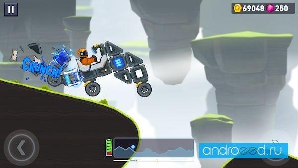 越野太空车2破解版游戏截图