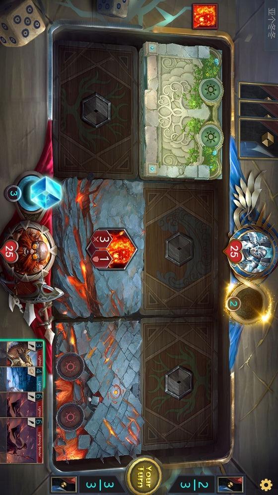 紅與藍(測試服)游戲截圖