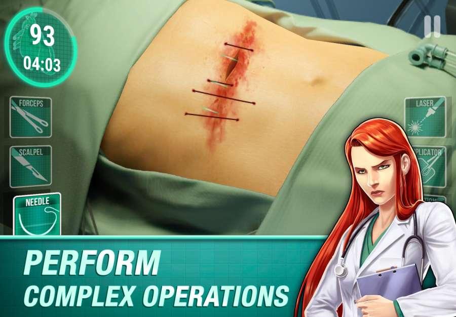 医院:手术时间游戏截图