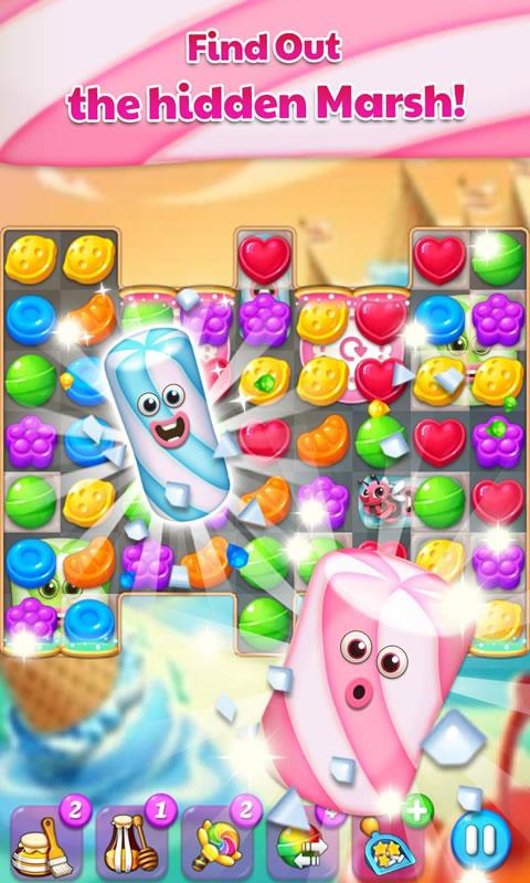 棒棒糖消消乐2宣传图片