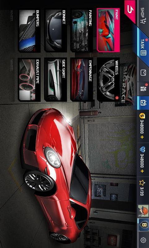 街头赛车高清版游戏截图