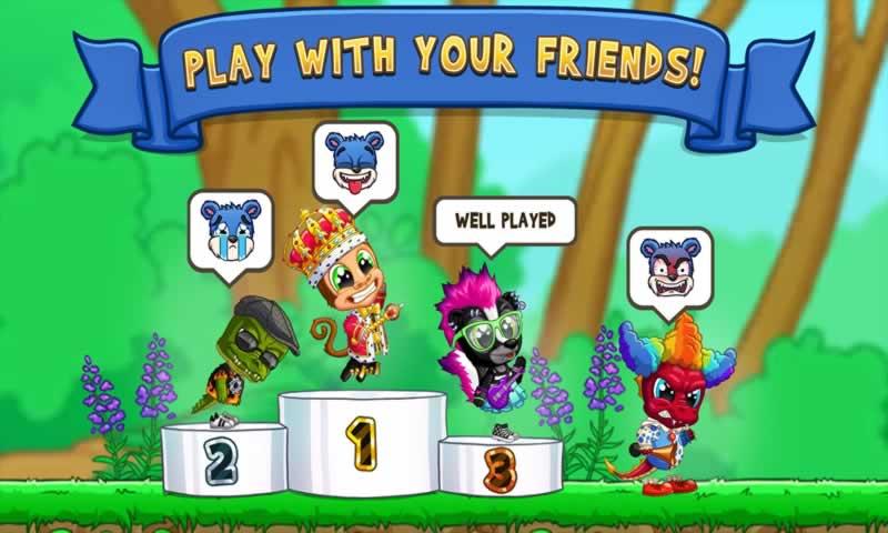 快乐跑步3游戏截图