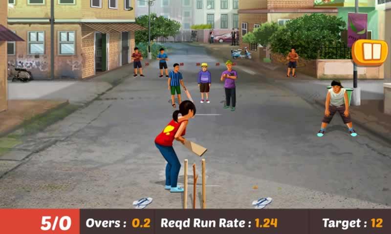 小孩的棒球游戏截图