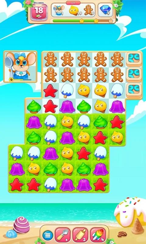 糖果谜语游戏截图