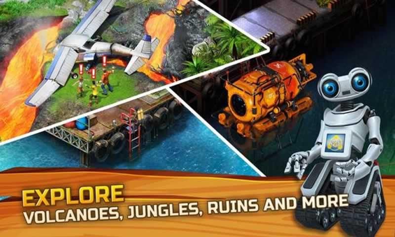 孤岛幸存者游戏截图