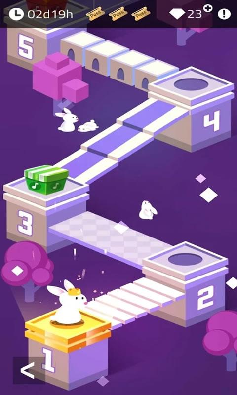 魔法钢琴师3游戏截图