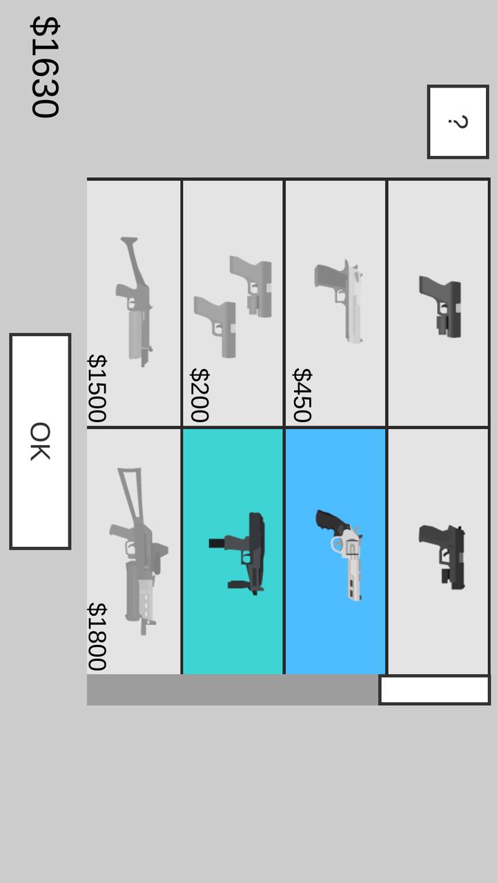 射杀僵尸防御游戏截图