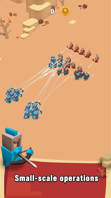 艺术战争游戏截图