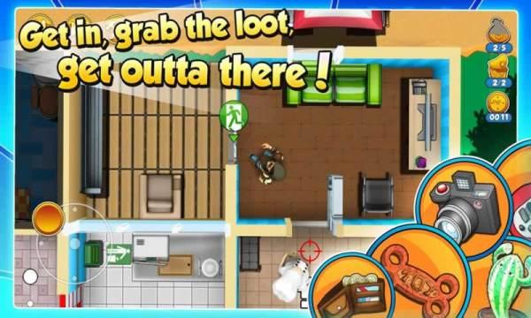 神偷鲍勃2:双重麻烦道具免费版游戏截图