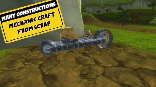万物创造机械师游戏截图