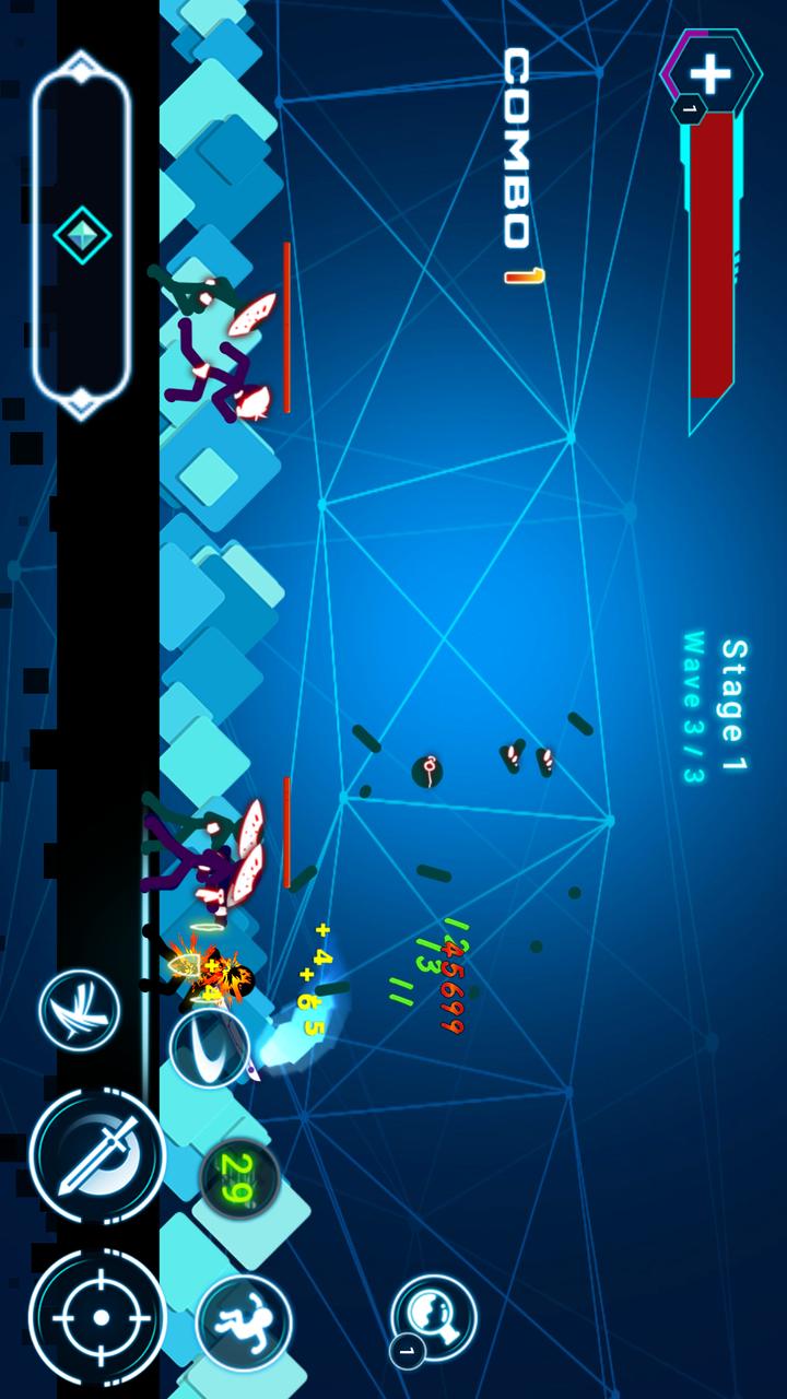 火柴人战士2星球大战游戏截图
