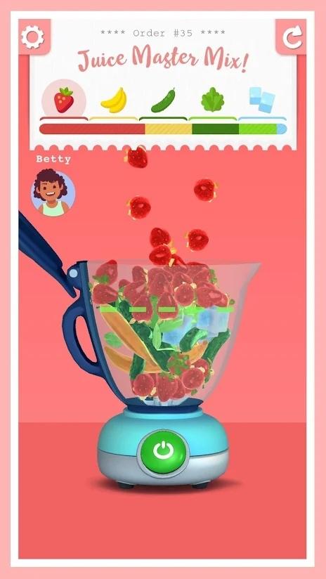 混合:多汁模拟器游戏截图