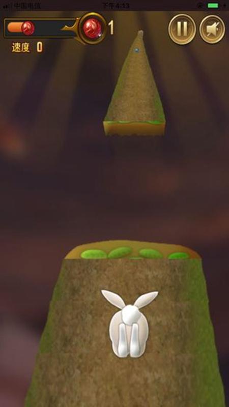 闪电兔子快跑宣传图片