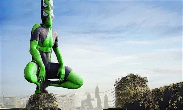 超凡蜘蛛侠青蛙版游戏截图