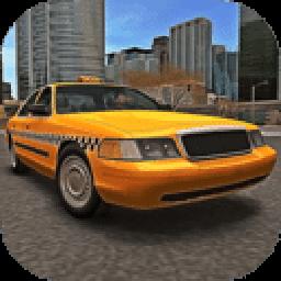 出租车模拟器图标